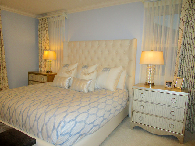 Luxury Master Suite Transitional Bedroom San Diego By Smart Interiors