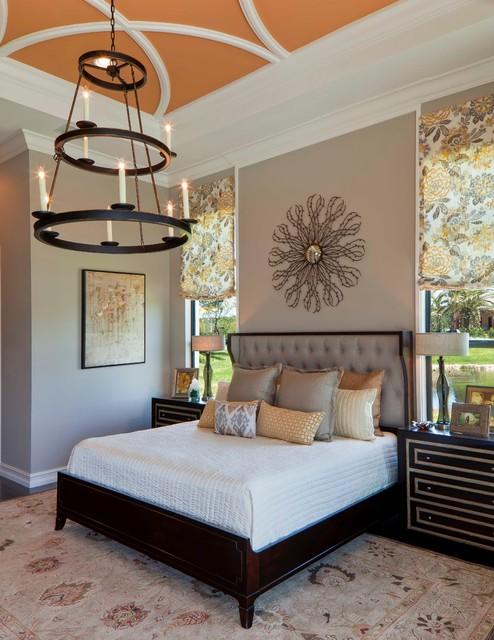 Luxury Model Home, 'The Palmhurst' in Naples FL ...