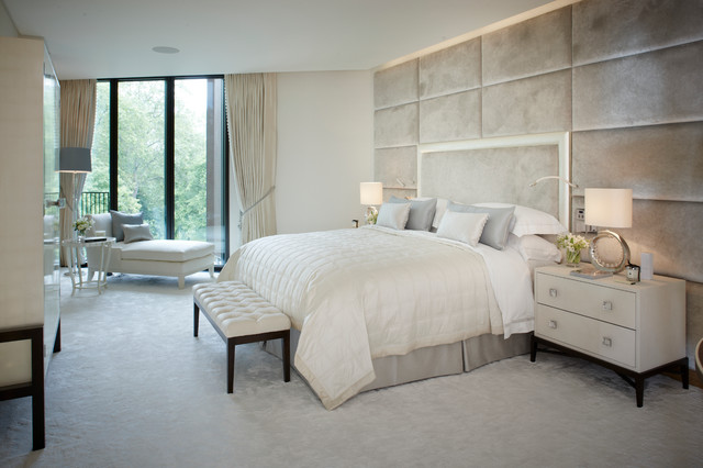 Luxury Private Residence In One Hyde Park Knightsbridge Contemporary Bedroom London By