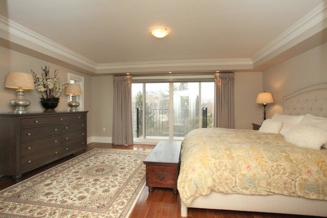 Luxury Town Home Traditional Bedroom Toronto By