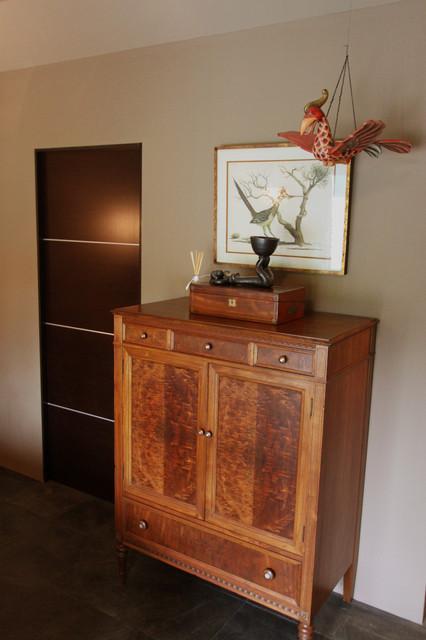 m.a.p. interiors eclectic-bedroom