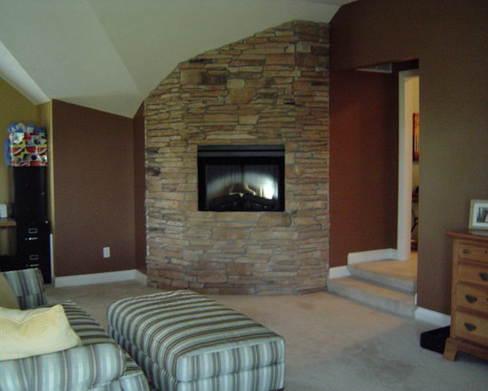 Electric fireplace bedroom design ideas pictures remodel for Bedroom electric fireplace