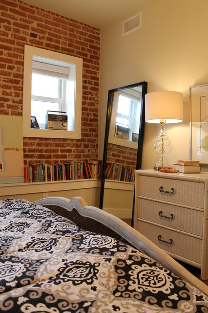 Madison Modern Home © 2013 Houzz eclectic-bedroom