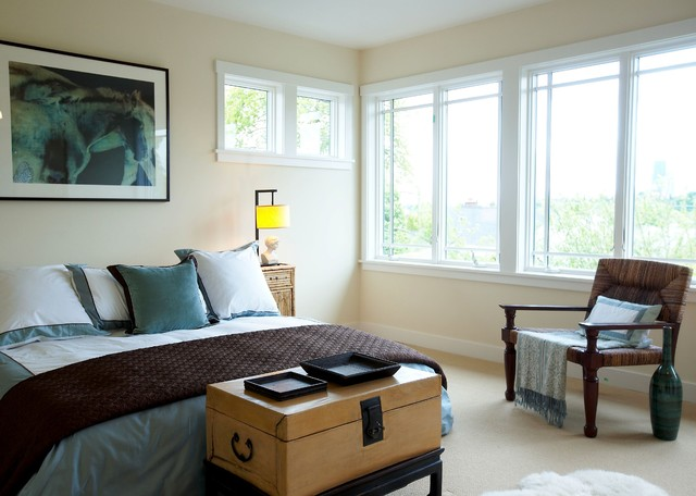 Madrona Bungalow traditional-bedroom