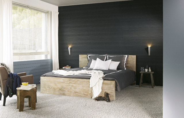 Maestro Wall Panels Contemporary Bedroom Grand