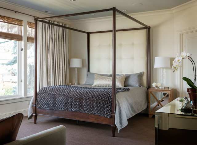 Marvelous Magnolia Classic Contemporary Bedroom Seattle By Theyellowbook Wood Chair Design Ideas Theyellowbookinfo