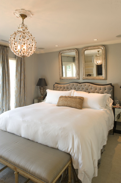 Magnolia traditional bedroom seattle by hyde evans design Master bedroom ideas houzz
