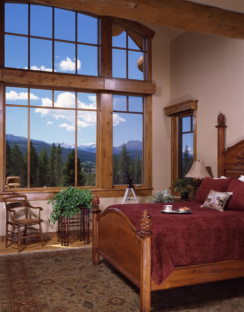Majestic Breck traditional-bedroom