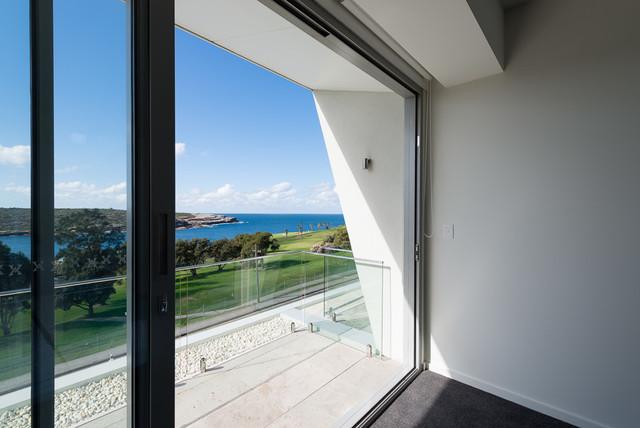 Malabar Duplex contemporary-bedroom