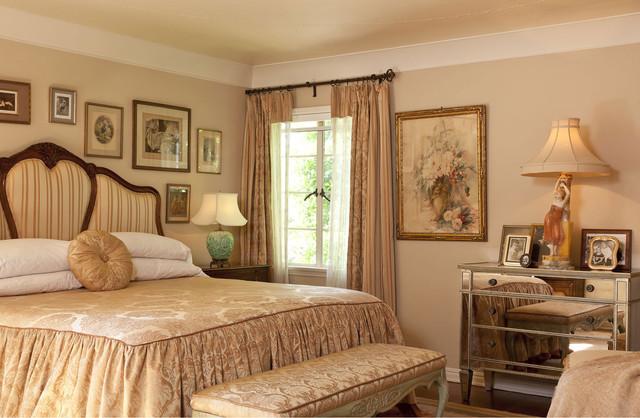 Malcolm Avenue traditional-bedroom
