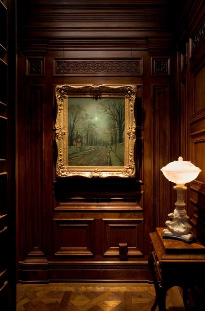 Malinard Manor - Guest Room traditional-bedroom