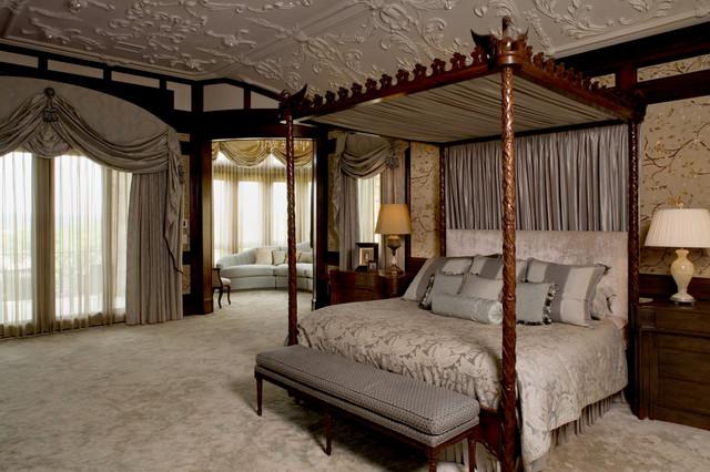 Malinard Manor Master Bedroom