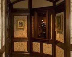 Malinard Manor - Master Bedroom traditional-bedroom