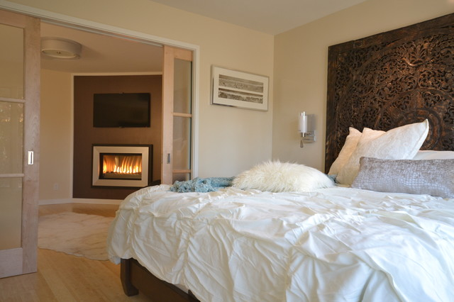 Mallard Lake Master Suite Traditional Bedroom Richmond By Green Mountain Construction