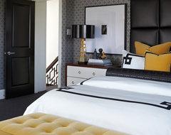 Mallin Cres - Master Bedroom contemporary-bedroom
