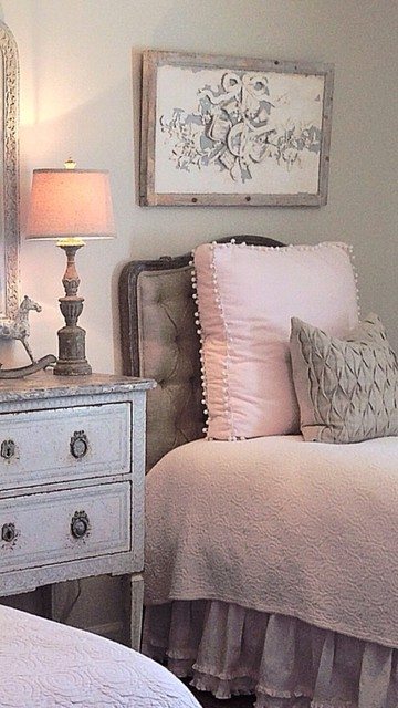 Mallory Smith Interiors Traditional Bedroom