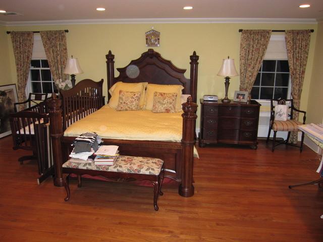Manhasset Ny Home Traditional Bedroom New York By Stylish Window Treatments