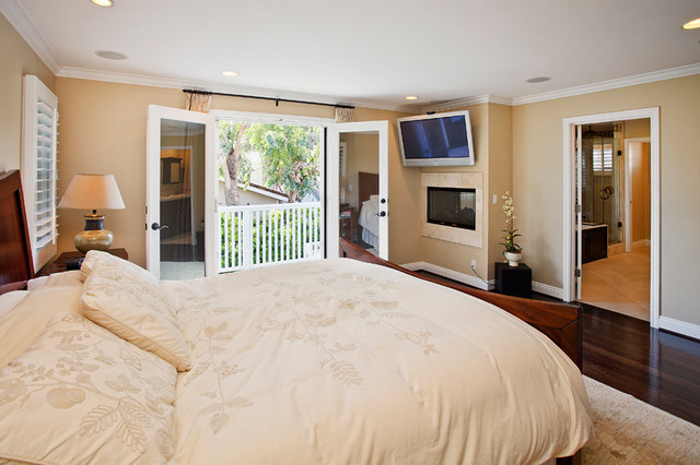Manhattan Beach Build traditional-bedroom