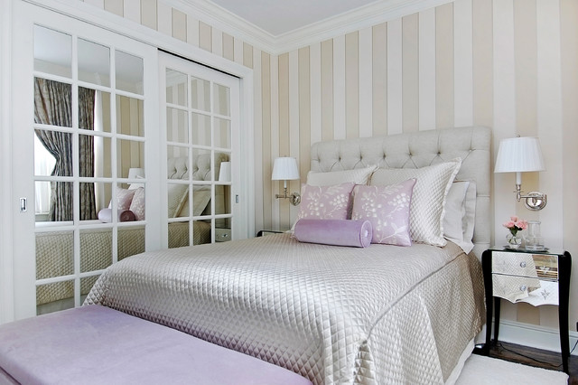 Manhattan pied a terre traditional bedroom new york for Pied a terre manhattan