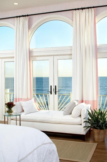 Marblehead Residence beach-style-bedroom