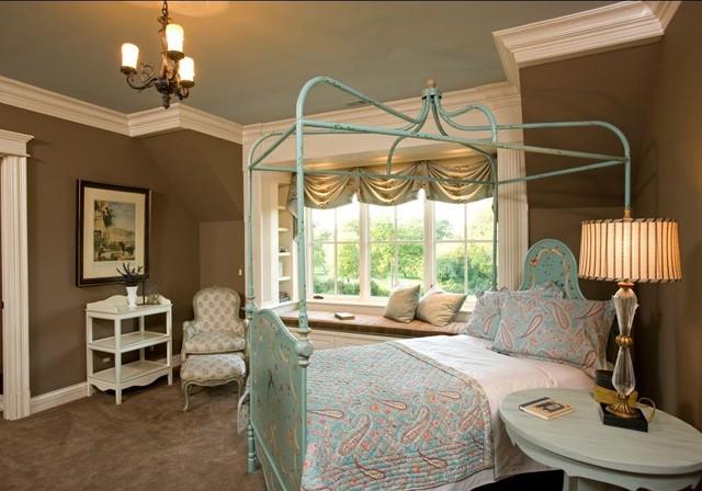 Mare Barn Bedrooms rustic-bedroom
