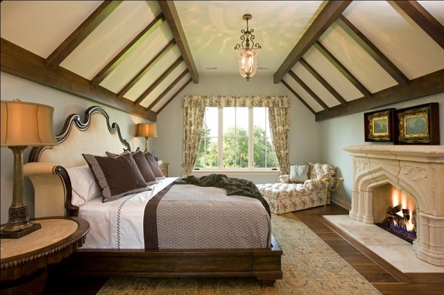 Mare Barn Bedrooms traditional bedroom