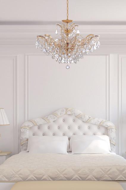 Bedroom chandelier | Etsy