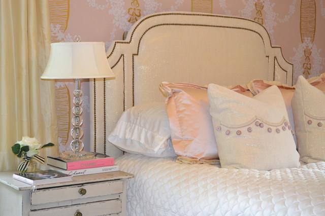 Interior Designers & Decorators. Marie Antoinette inspired Nursery /  Bedroom eclectic-bedroom