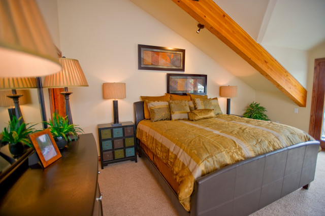Marina Park Model - Frisco, Colorado contemporary-bedroom