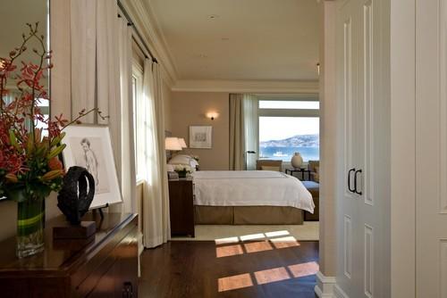 Marina Residence contemporary bedroom