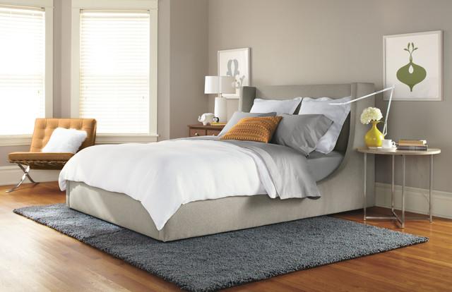 Marlo Bedroom by RB Modern Bedroom Minneapolis by Room