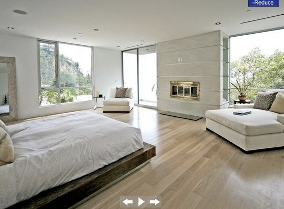 Marmont Residence contemporary-bedroom