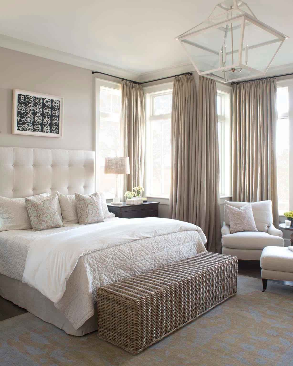 75 Beautiful Beige Bedroom Pictures Ideas February 2021 Houzz