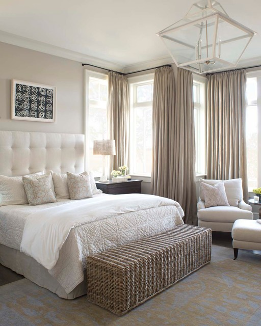Beach Style Bedroom By Wayne Windham Architect, P.A.