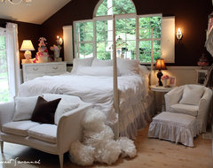 marshmallow dreaming eclectic bedroom