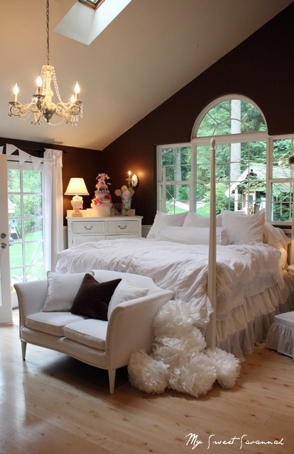 marshmallow dreaming traditional bedroom
