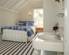 Martha's Vineyard Bedroom beach-style-bedroom