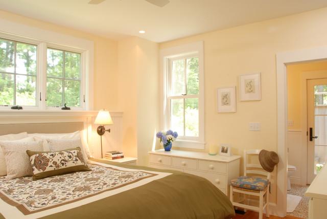 Marthas Vineyard Traditional Bedroom