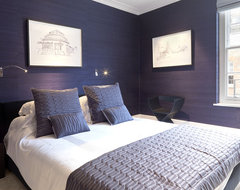 Marylebone Apartment - London contemporary bedroom