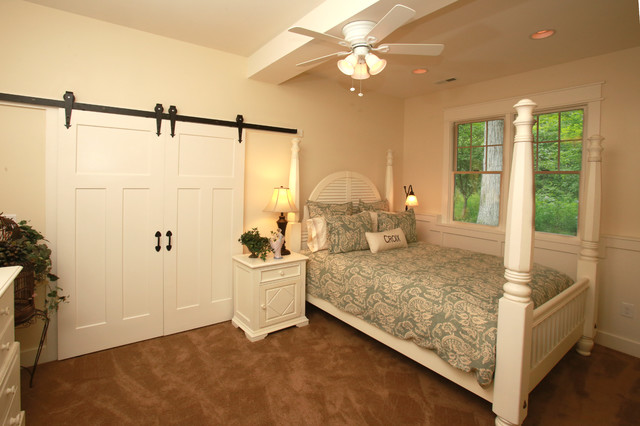 Marysville in law suite farmhouse bedroom columbus for Angela bonfante kitchen designs