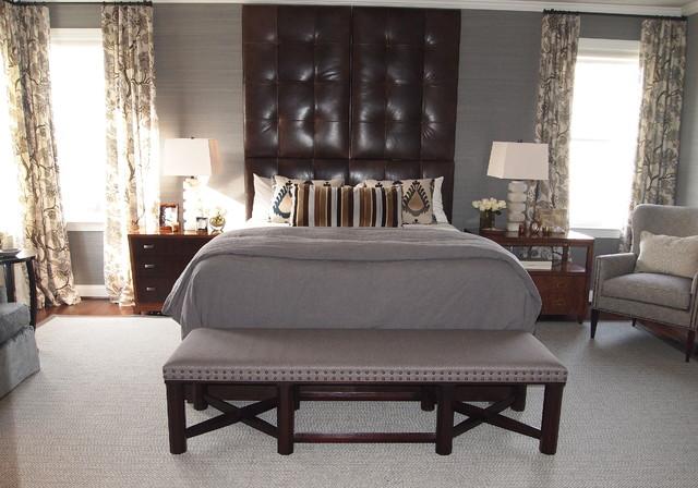 Masculine bedroom for Masculine grey bedroom