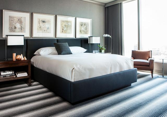 Masculine Condo At The Ritz Carlton Residence