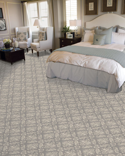 Masland Quot Montevallo Quot Wool Carpet Traditional Bedroom