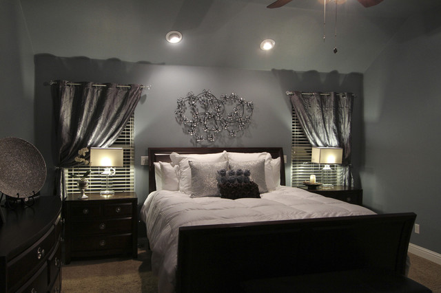 MASTER BED BATH REMODEL Contemporary Bedroom San