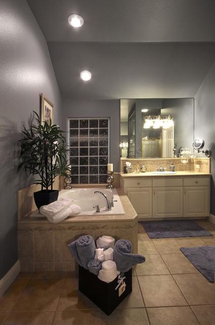 MASTER BED/BATH REMODEL contemporary-bedroom