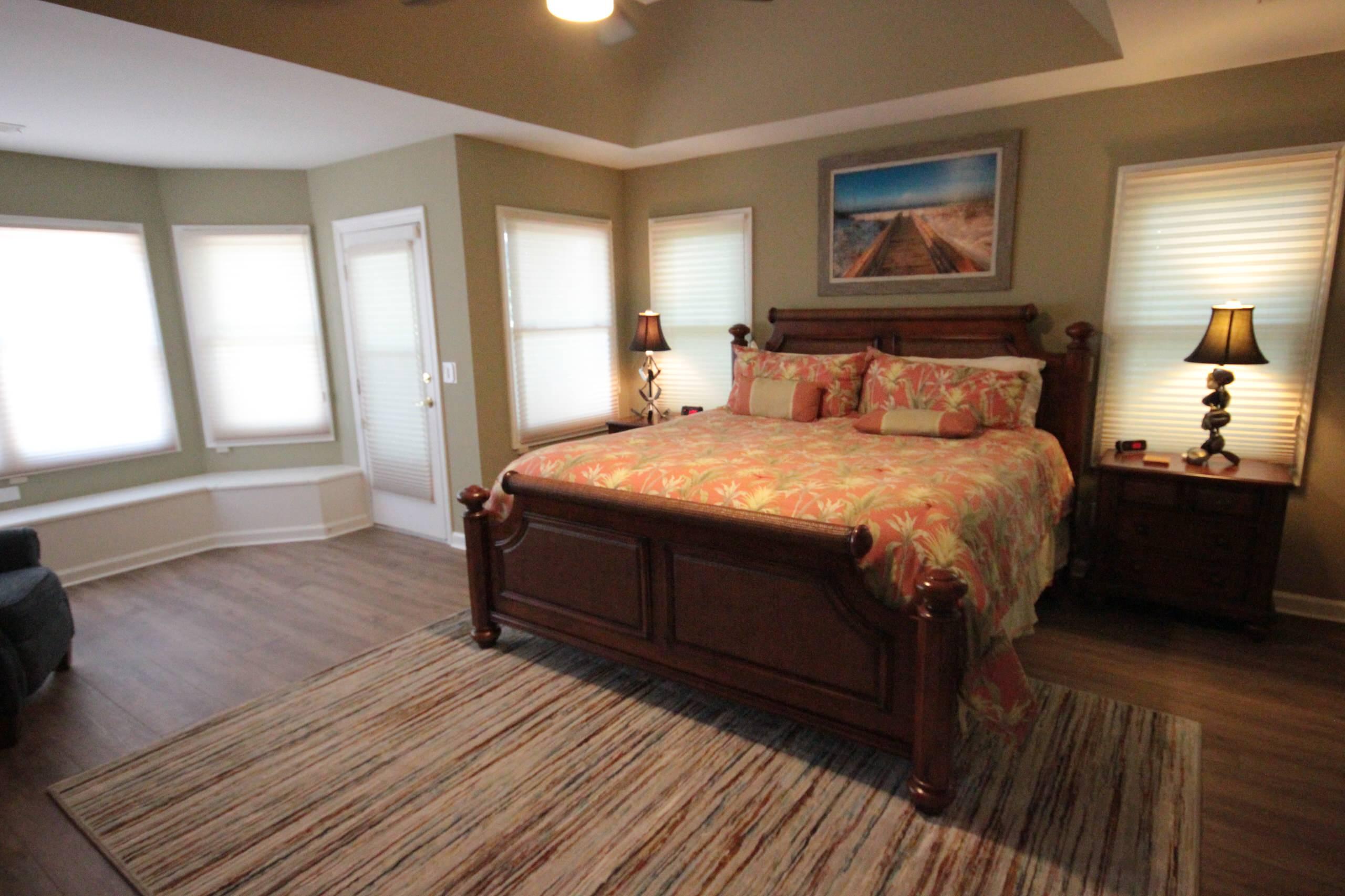 Master Bedroom After Remodel