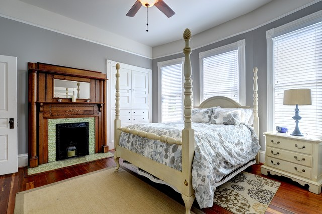 Master Bedroom After Traditional