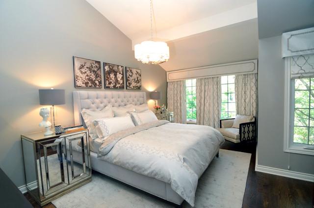 Master Bedroom Transitional Bedroom Toronto By Alexandra