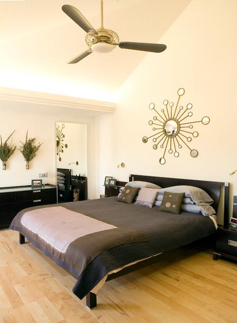 terrific mid century master bedroom bath   Master Bedroom & Bath - Midcentury - Bedroom - Other - by ...