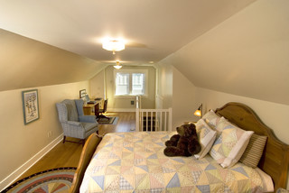 Master Bedroom & Bathroom Attic Remodel - Traditional - Bedroom - seattle - by Craftsmen ...